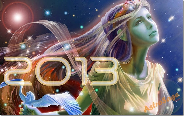 2013 = 6  Peace, Love, Harmony, & Beauty